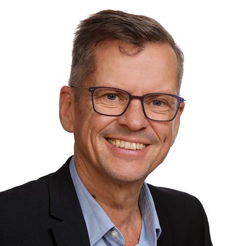 Anders Frisk VD